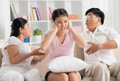 مشاوره خانواده طلاق